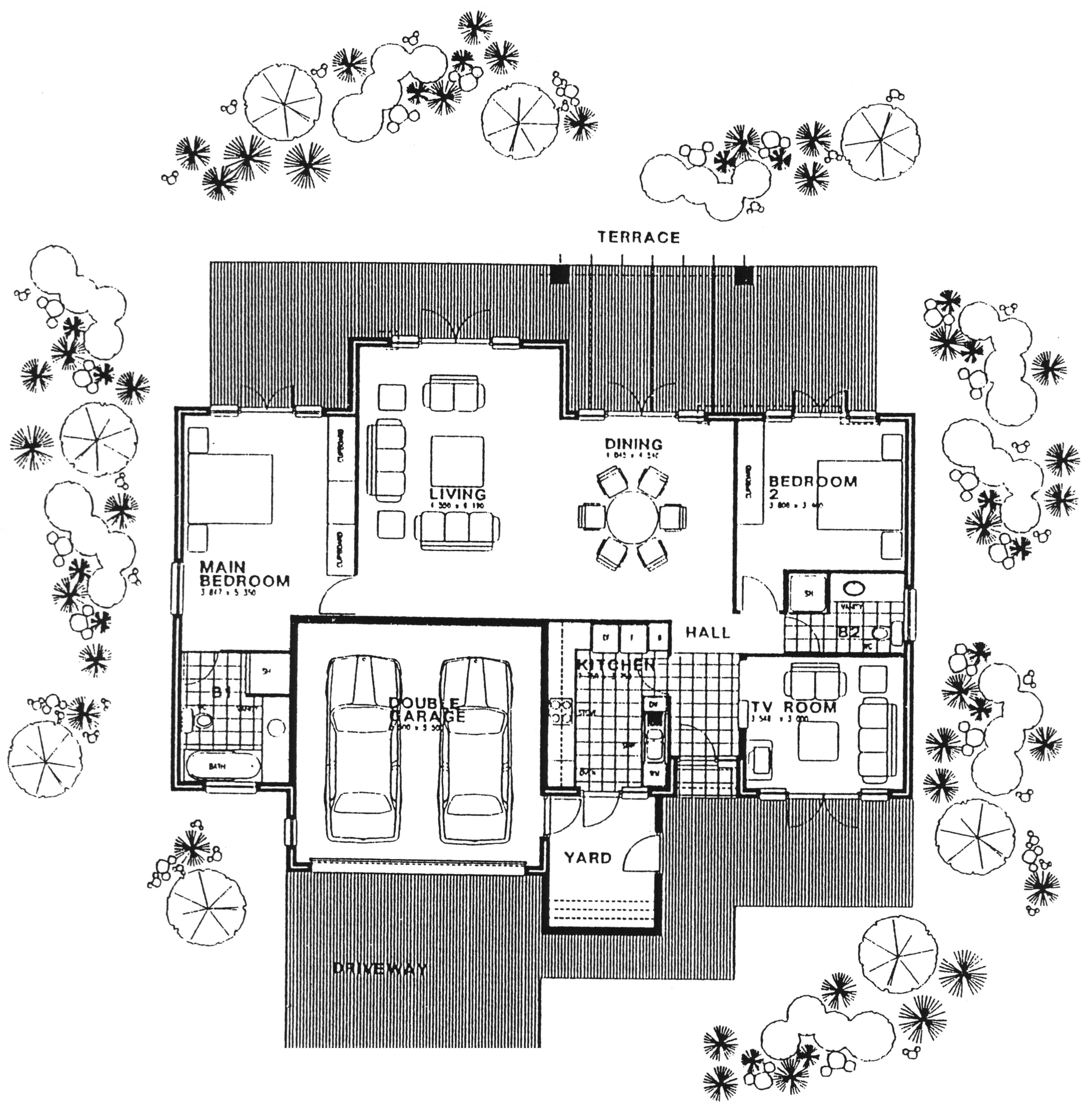 Floor Plan - Westminster Floor Plan