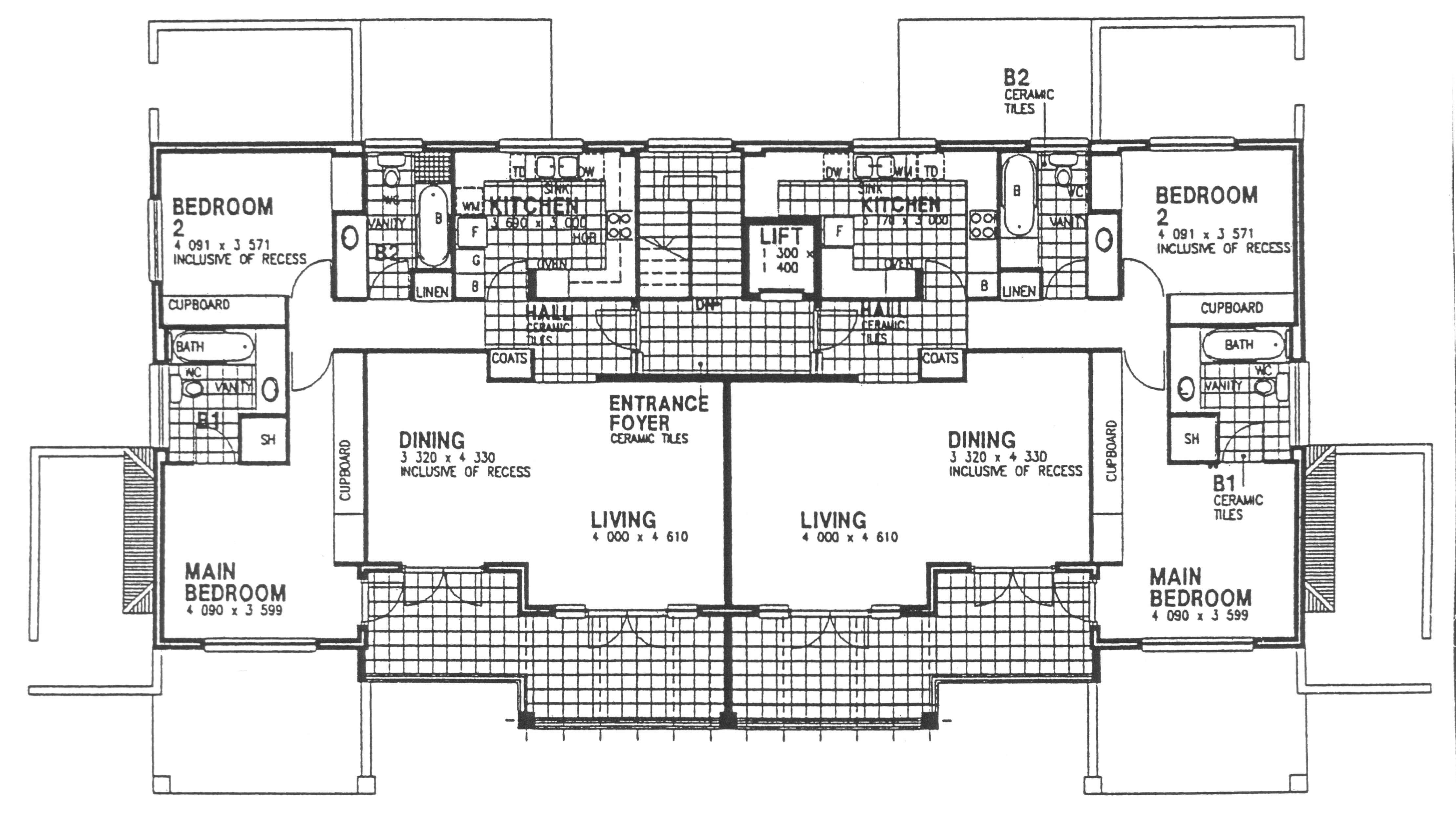 Floor Plan - The_mews Floor Plan