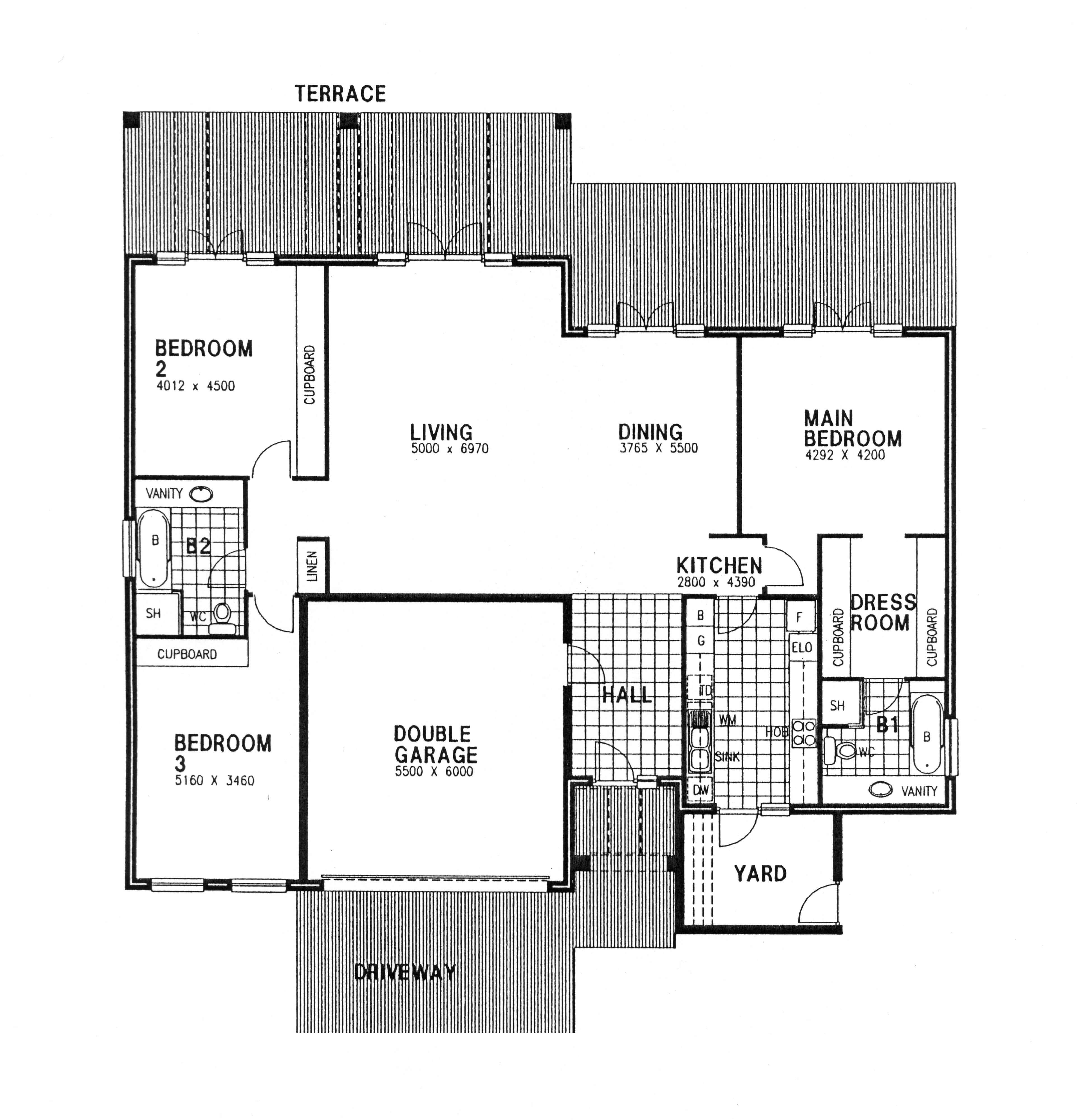 Floor Plan - Pembrooke_new Floor Plan