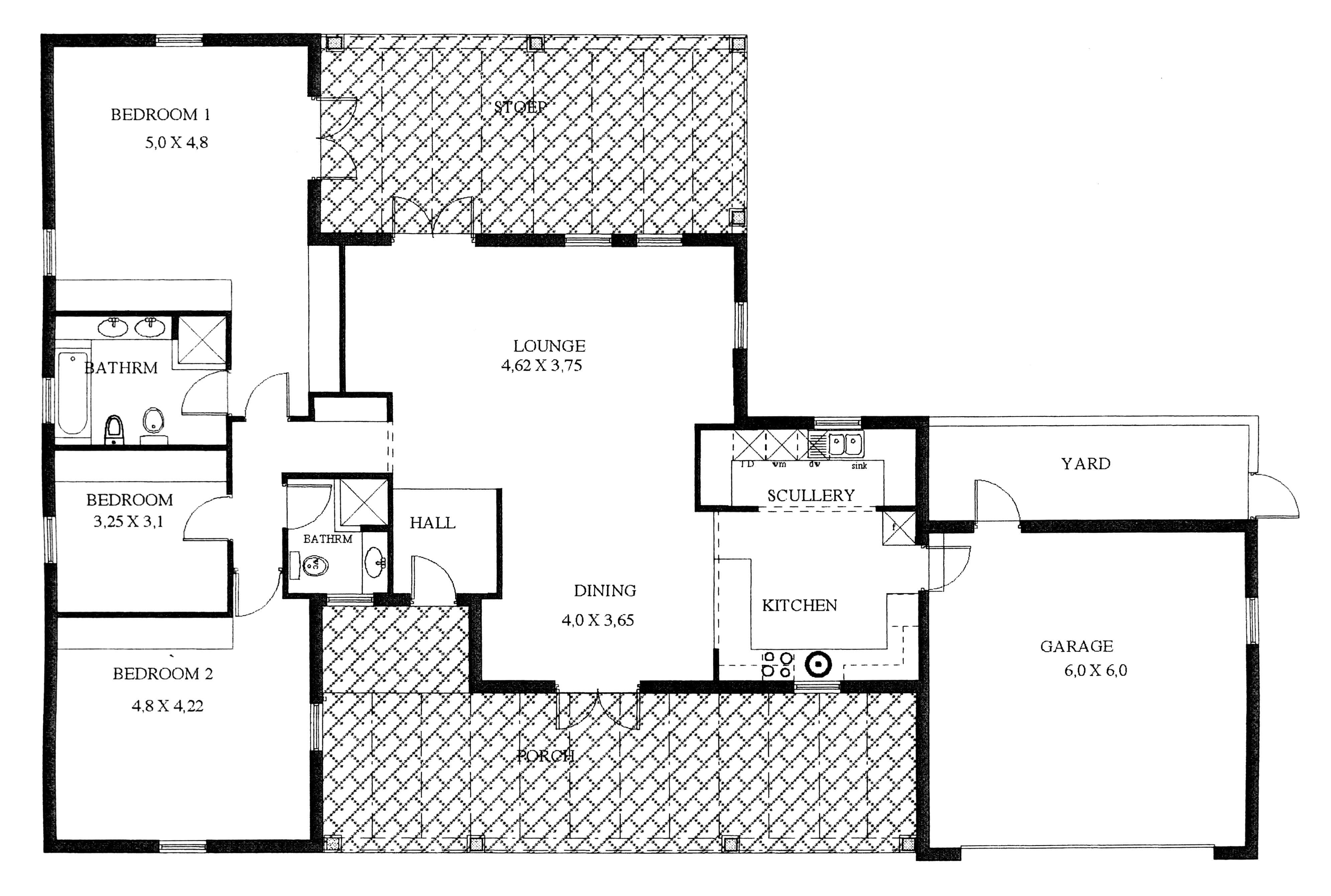 Floor Plan - Loerie Floor Plan