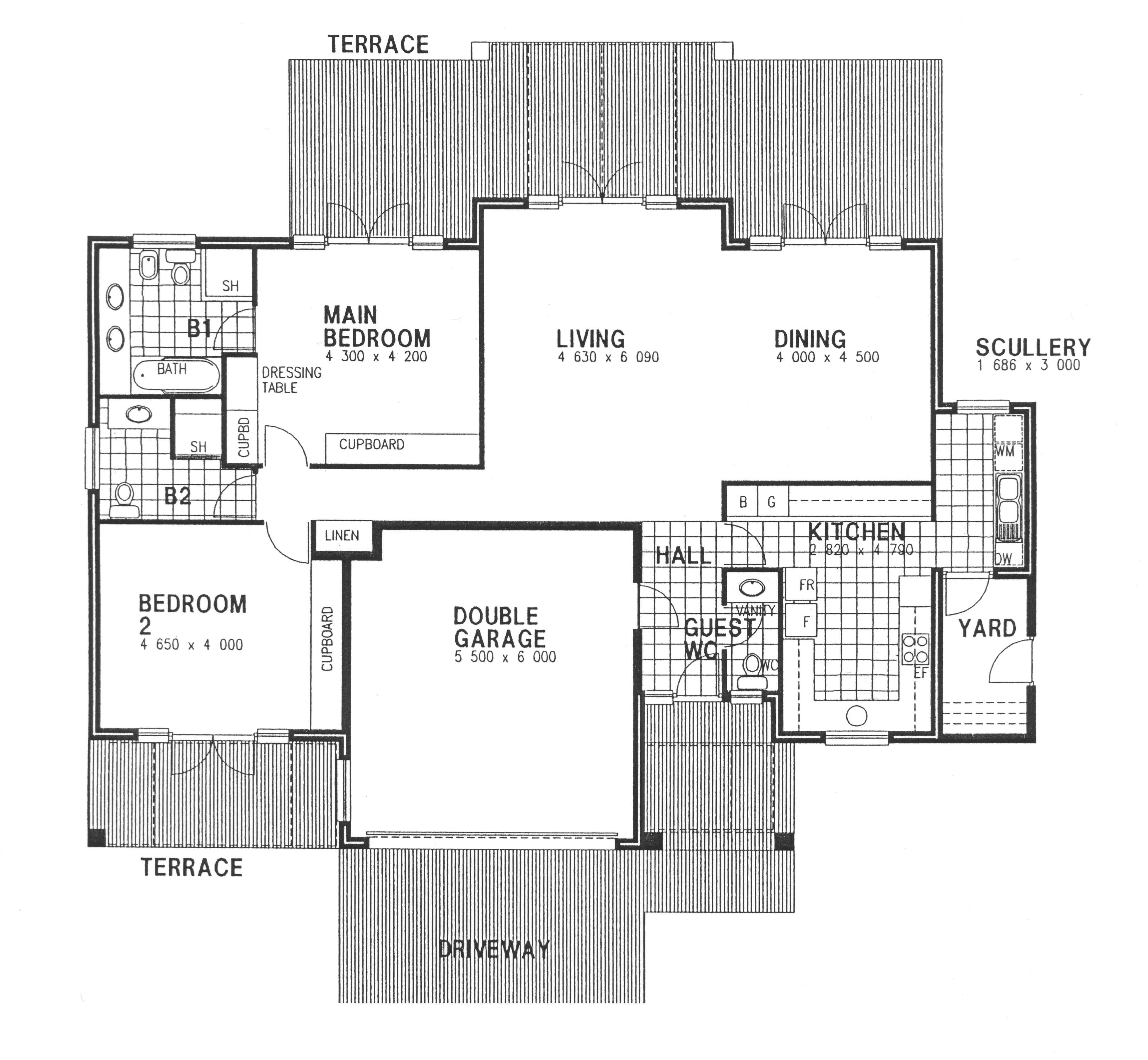 Floor Plan - Wiltshire_new Floor Plan