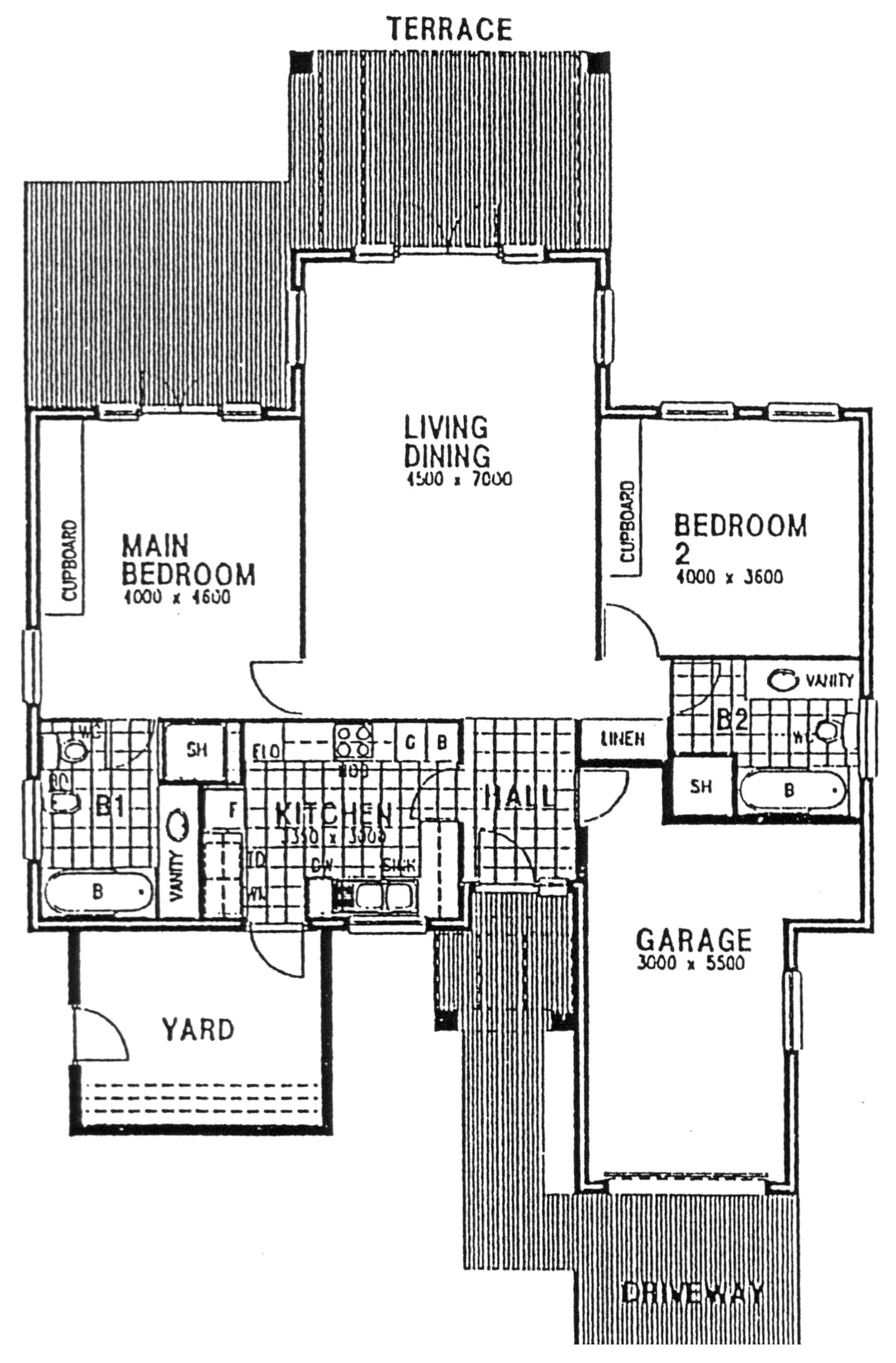 Floor Plan - Canterbury Floor Plan