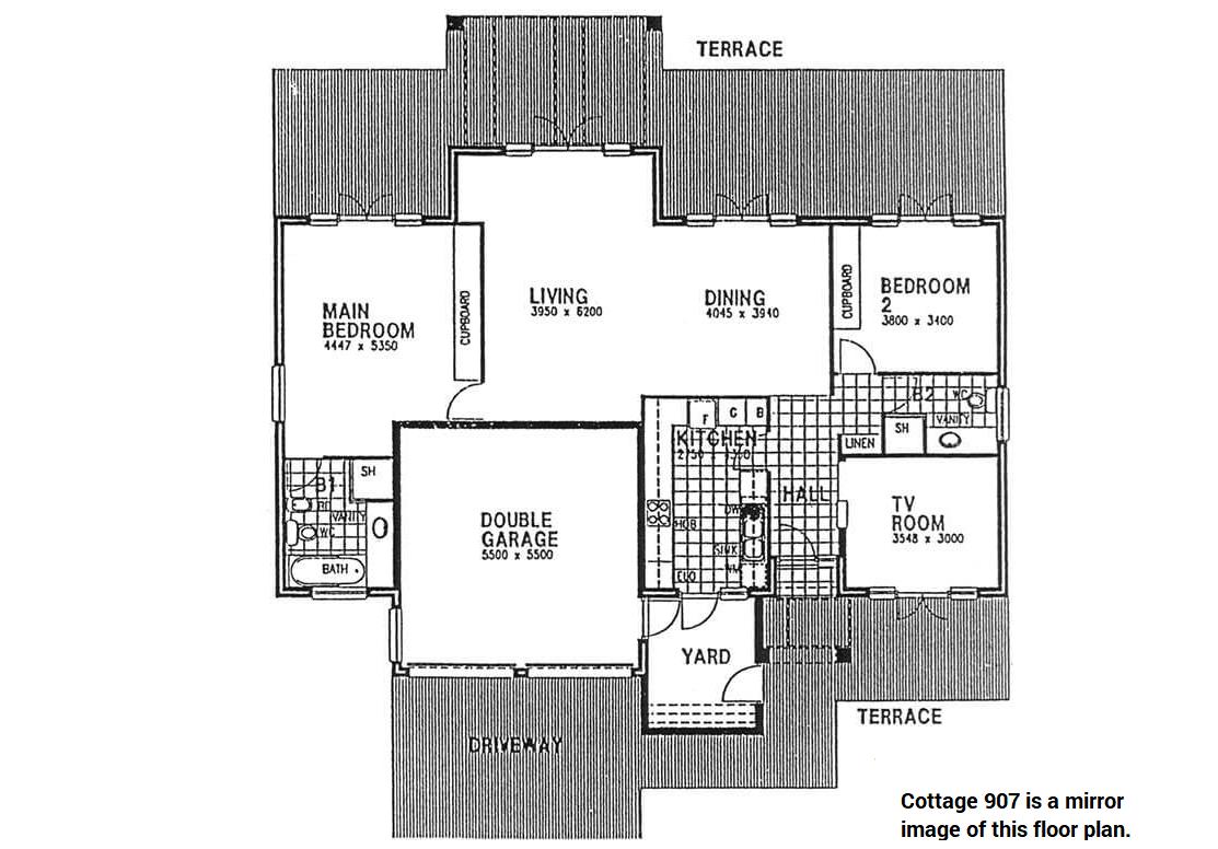 Cottage 907