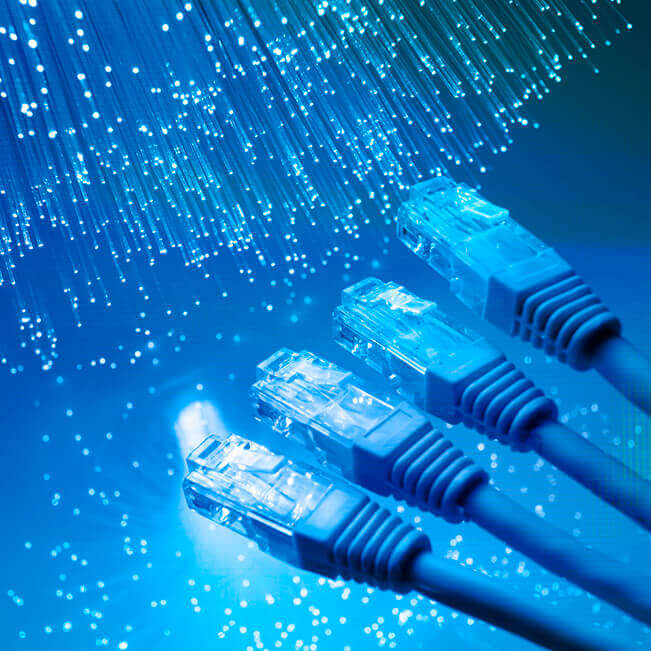 Fibre Optic Network
