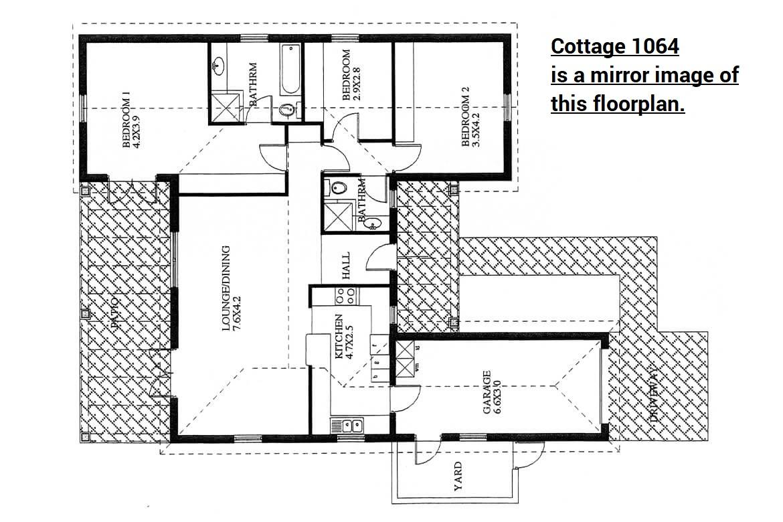 Cottage 1064